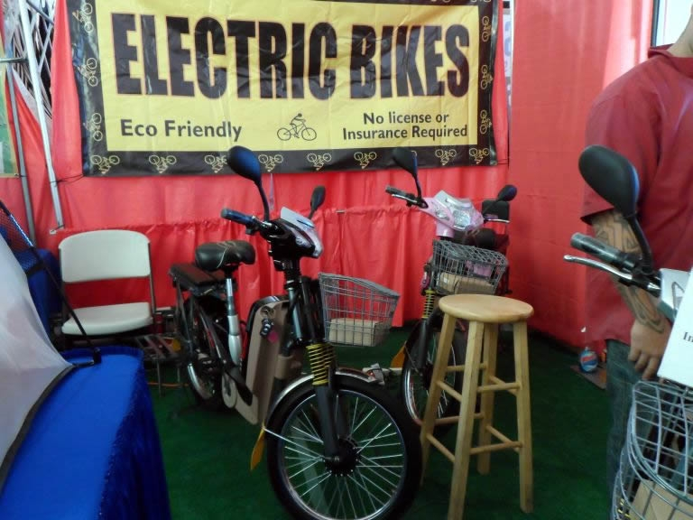 More electric bikes for sale