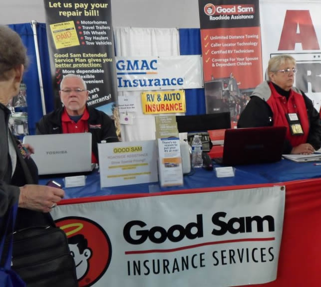 Good Sam both and insurance sales